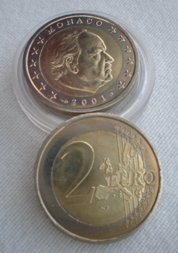 piece de monnaie neuve