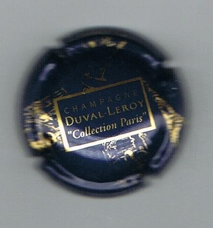 CAPSULE DUVAL LEROY ROUGE CONTOUR OR N°30