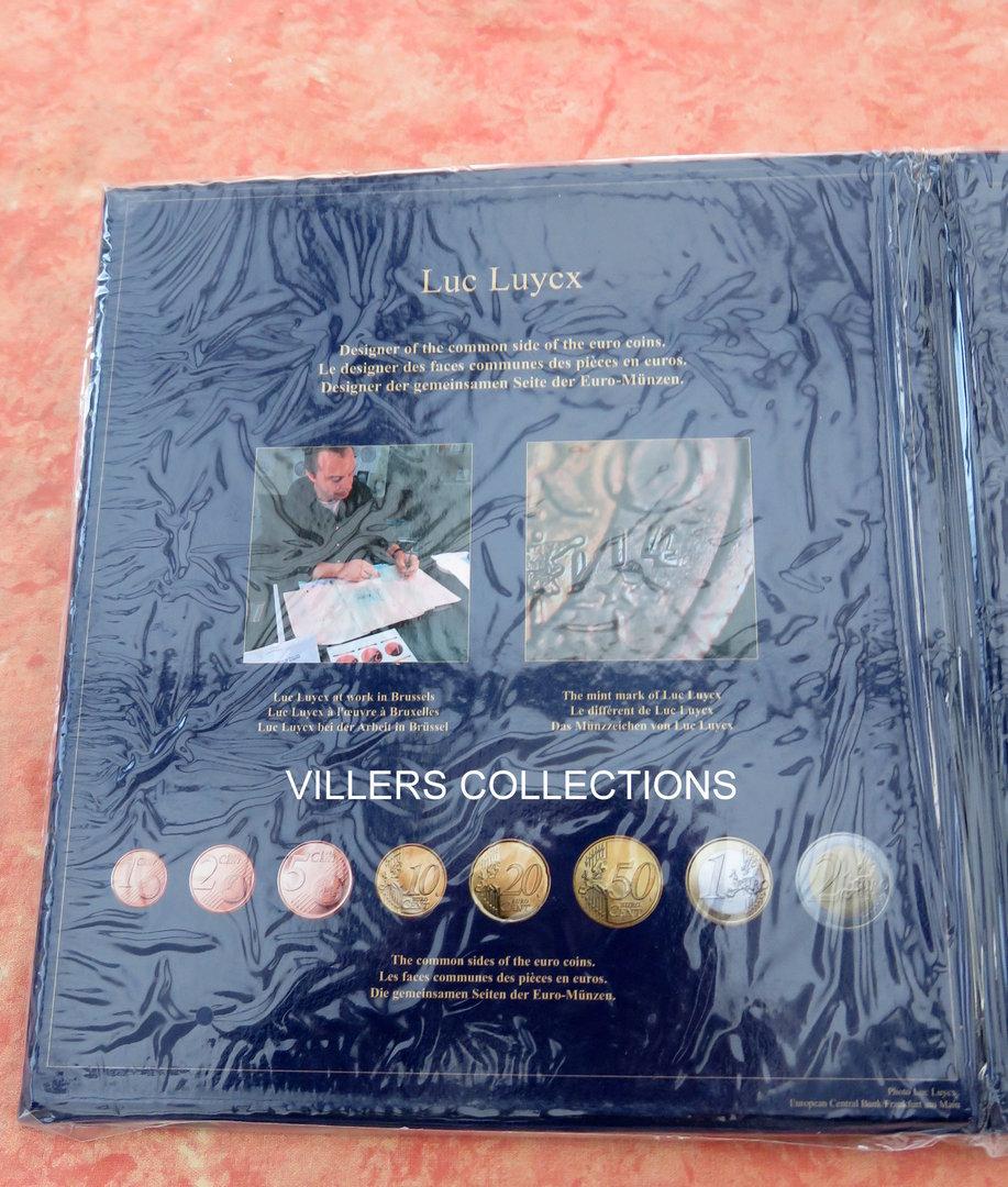 Album Presso Pour Pièces 2euros 10 Ans Euros Villers Collections