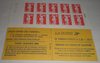 Carnet 10 timbres type Marianne de Briat  2,30fr rouge N°2630
