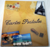 Album cartes postales avec 20 feuilles transparentes, Réf  Image  document, Safe, N° 7920