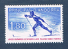 Timbre Andorre N° 283 Jeux olympiques