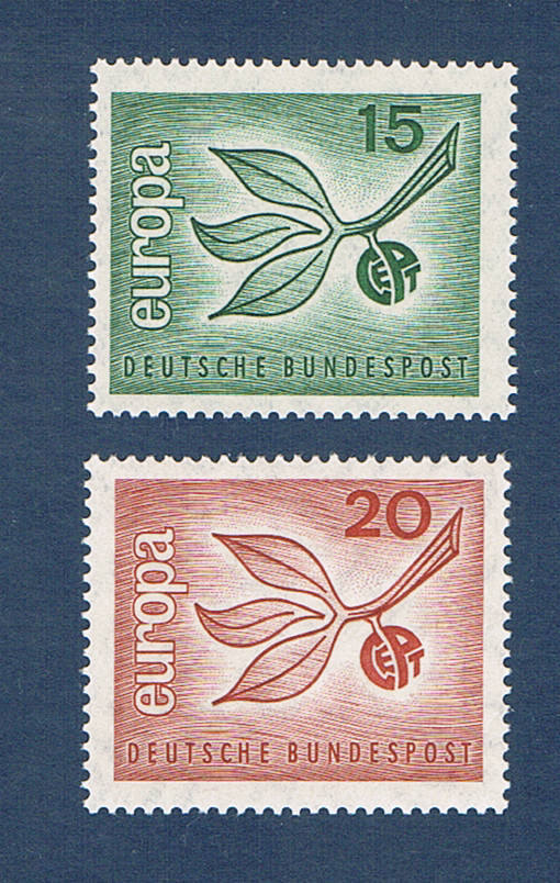 Stamps 1967 Année Complet 39 Timbres Thème Europe Other European Stamps